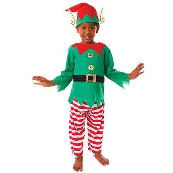 """Strój dla dzieci """"Pomocny Elf"""", rozmiar 3-5 lat-Amscan"""