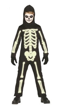 Strój dla dzieci, szkieletor halloween, rozmiar 104-Guirca