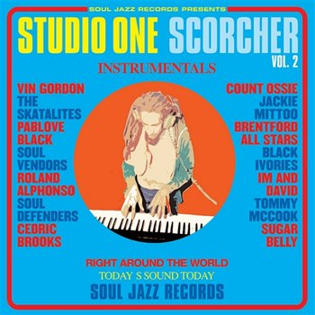 Studio One Scorcher Volume 2 - Various Artists