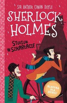 Studium w szkarłacie. Sherlock Holmes. Tom 1-Doyle Arthur Conan