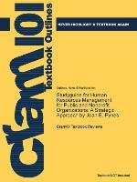 Studyguide for Human Resources Management for Public and Nonprofit Organizations - Cram101 Textbook Reviews
