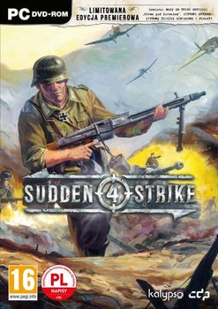 Sudden Strike 4-Kite Games