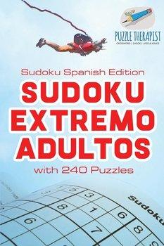Sudoku Extremo Adultos   Sudoku Spanish Edition   with 240 Puzzles-Puzzle Therapist