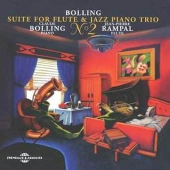 Suite For Glute No. 2-Rampal Jean Pierre, Bolling Claude