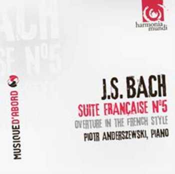 Suite Francaise no. 5-Anderszewski Piotr