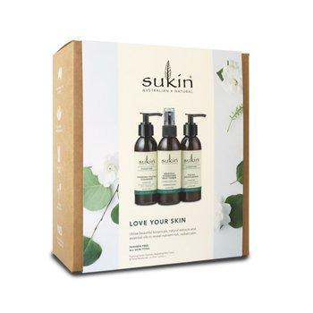 Sukin, Love Your Skin, zestaw kosmetyków, 3 szt.-Sukin