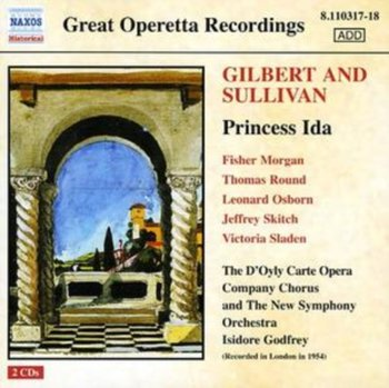 Sullivan: Princess Ida - Various Artists