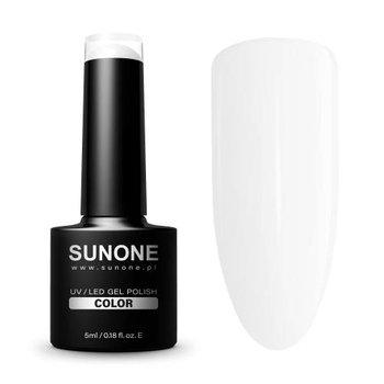 Sunone, lakier hybrydowy B01 Blanka, 5 ml-Sunone
