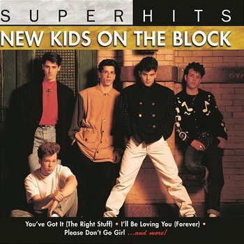 Super Hits-New Kids On The Block