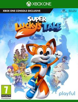 Super Lucky's Tale-Microsoft Game Studios