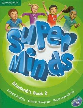 Super Minds 2 Student's Book + CD-Lewis-Jones Peter, Gerngross Gunter, Puchta Herbert
