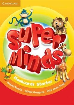 Super Minds Starter Flashcards (Pack of 78)-Puchta Herbert, Gerngross Gunther, Lewis-Jones Peter