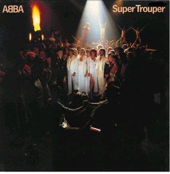 Super Trouper (Limitowany winyl w kolorze złotym)-Abba