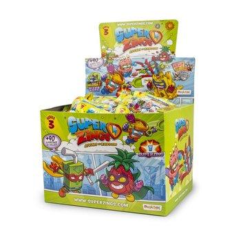 Super Zings Box 50 Saszetek z Figurką
