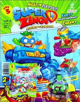 Super Zings Magazyn dla Dzieci