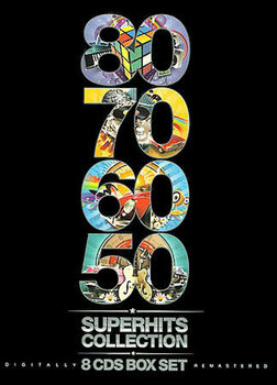 Superhits Collection 50's, 60's, 70's, 80's  - Procol Harum, Fleetwood Mac, Toto, Santana, Berry Chuck, Ray Charles, Middle of the Road, McCartney Paul