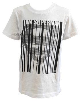 SUPERMAN KOSZULKA CHŁOPIĘCA T-SHIRT SUPERMAN R146-SUPERMAN