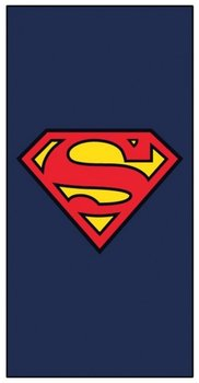 Superman, Ręcznik plażowy i kąpielowy, 70x140 cm-SUPERMAN