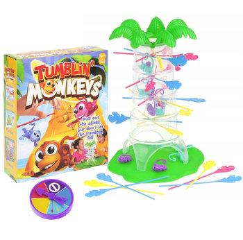 SuperZabaweczki, gra zręcznościowa, Spadające skaczące małpki-SuperZabaweczki