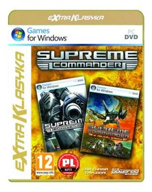 Supreme Commander - Złota Edycja - Gas Powered Games