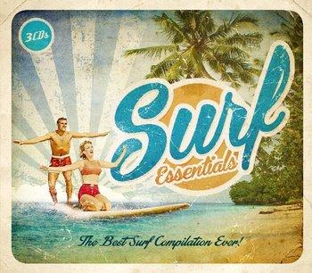 Surf Essentials-The Shadows, The Ventures, The Tornados, The Spotnicks, Dale Dick, Wray Link, Duane Eddy, Beach Boys
