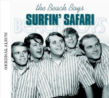Surfin' Safari-The Beach Boys