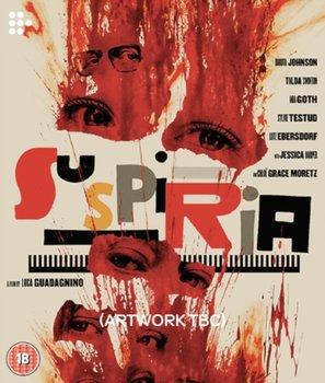 Suspiria (brak polskiej wersji językowej)-Guadagnino Luca