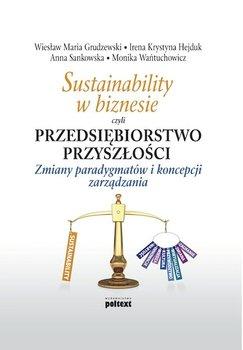 Sustainability w biznesie czyli przedsiębiorstwo przyszłości                      (ebook)