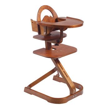 Svan, Krzesełko do karmienia, drewniane, Cherry-Svan