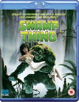 Swamp Thing (brak polskiej wersji językowej)-Craven Wes