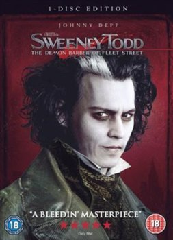 Sweeney Todd - The Demon Barber of Fleet Street (brak polskiej wersji językowej)-Burton Tim