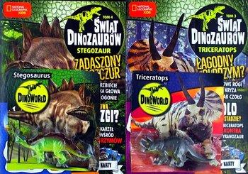 Świat Dinozaurów Kolekcja Zestaw