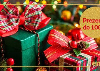 Świąteczne prezenty do 100 złotych