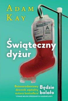 Świąteczny dyżur-Kay Adam