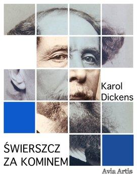 Świerszcz za kominem-Dickens Charles