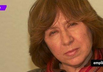 Swietłana Aleksijewicz – noblistka z kraju, gdzie jej książek nie wydają