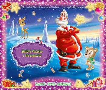 Święty Mikołaj i przyjaciele-Kopeć Krzysztof, Śnieżkowska-Bielak Elżbieta