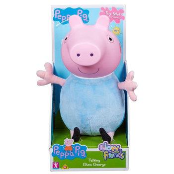 Świnka Peppa, maskotka interaktywna George