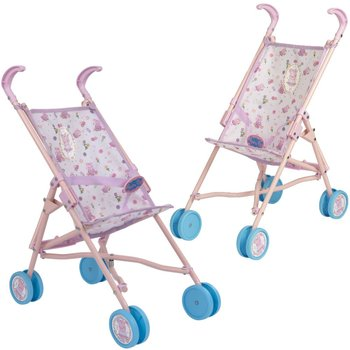 Świnka Peppa, wózek spacerówka dla lalek -Świnka Peppa