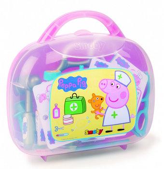 Świnka Peppa, zabawka interaktywna Walizka doktora-Smoby