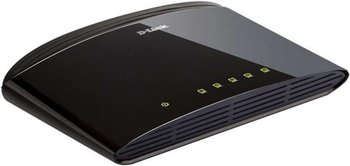 Switch D-LINK DES-1005D/E - D-Link