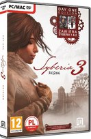 Syberia 3 - Day One Edition z komiksem