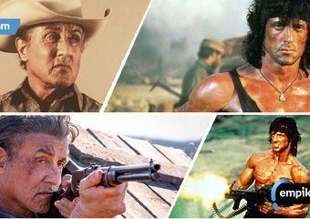 Sylvester Stallone - Rambo kina