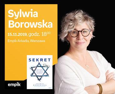 Sylwia Borowska | Empik Arkadia