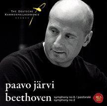 """Symphonies No.6 """"Pastoral"""" & No.2 (International Version)-Jarvi Paavo"""