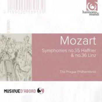 "Symphonies nos. 35 ""Haffner"" & 36 ""Linz""-Various Artists"
