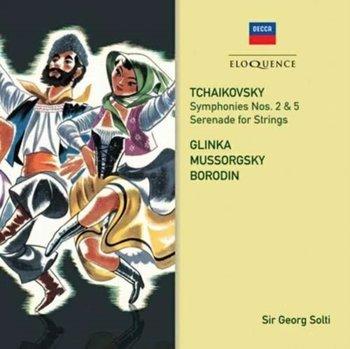Symphonies-Solti Georg