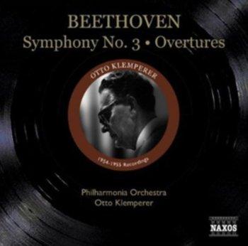 "Symphony No. 3, ""Eroica"" / Leonore Overtures Nos. 1, 3-Philharmonia Orchestra"