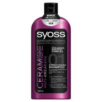 Syoss, Ceramide Complex, szampon do włosów słabych i łamliwych, 500 ml-Syoss