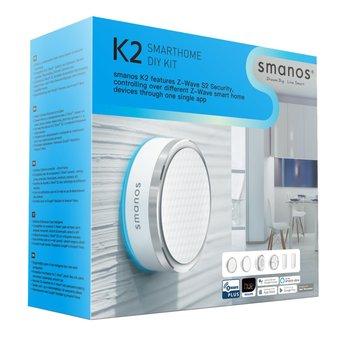 System alarmowy Z-Wave SMANOS K2, inteligentny-Smanos